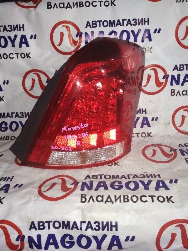 Стоп-сигнал Toyota Crown Majesta URS206 задний правый 30362