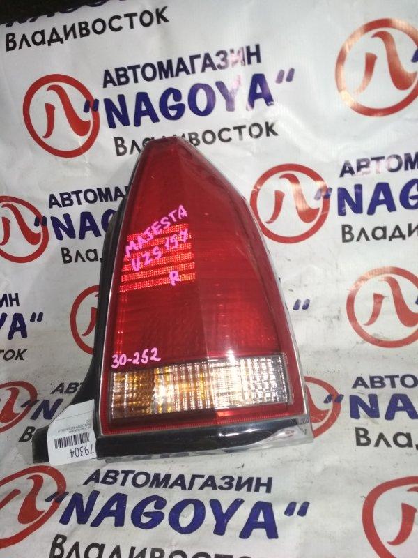 Стоп-сигнал Toyota Crown Majesta UZS157 задний правый 30252