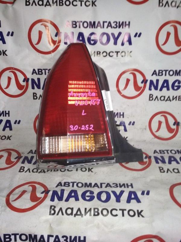 Стоп-сигнал Toyota Crown Majesta UZS157 задний левый 30252
