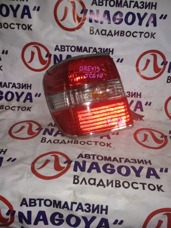 Стоп-сигнал Toyota Brevis JCG10 задний левый 5118