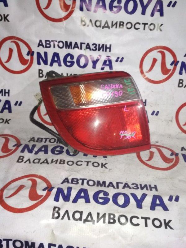 Стоп-сигнал Toyota Caldina CT190 задний левый 2121