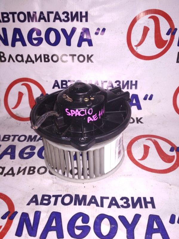 Мотор печки Toyota Corolla Spacio AE111