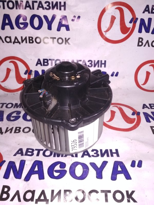 Мотор печки Toyota Vitz NCP10