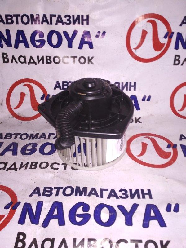 Мотор печки Nissan Cube AZ10