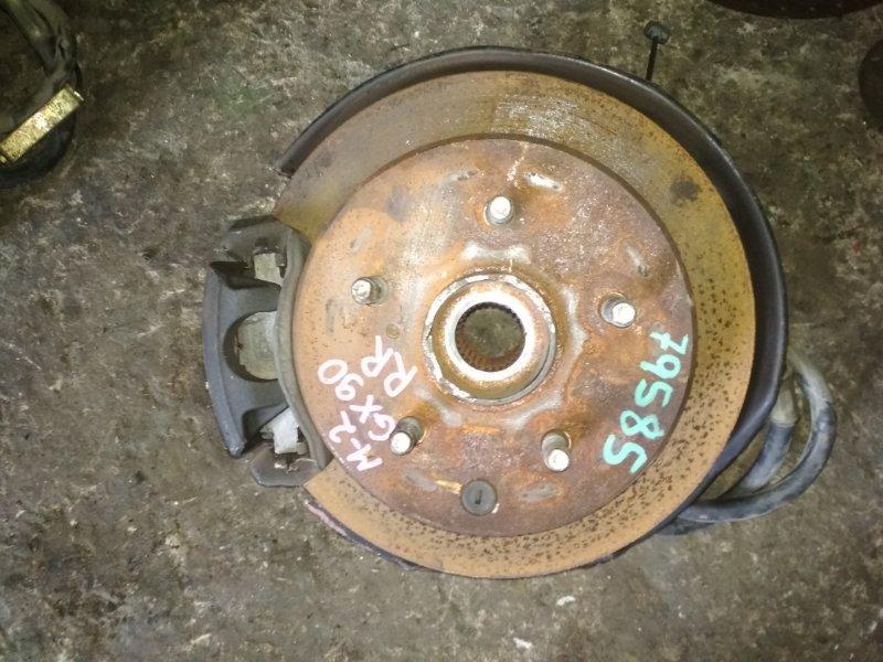 Ступица Toyota Markii GX90 задняя правая