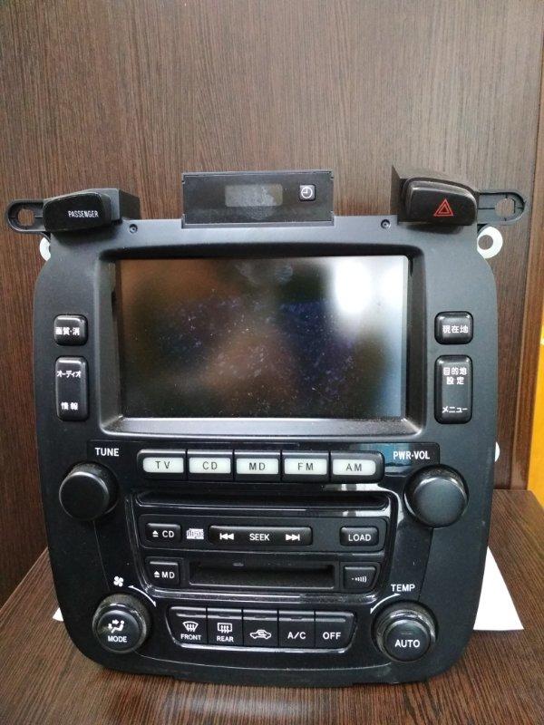 Монитор Toyota Kluger ACU25