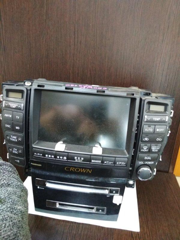 Монитор Toyota Crown GRS180
