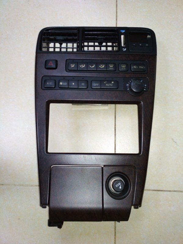 Консоль магнитофона Toyota Markii GX90