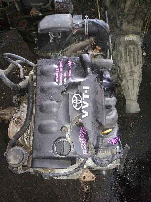 Двигатель Toyota Probox NCP55 1NZ-FE B385078