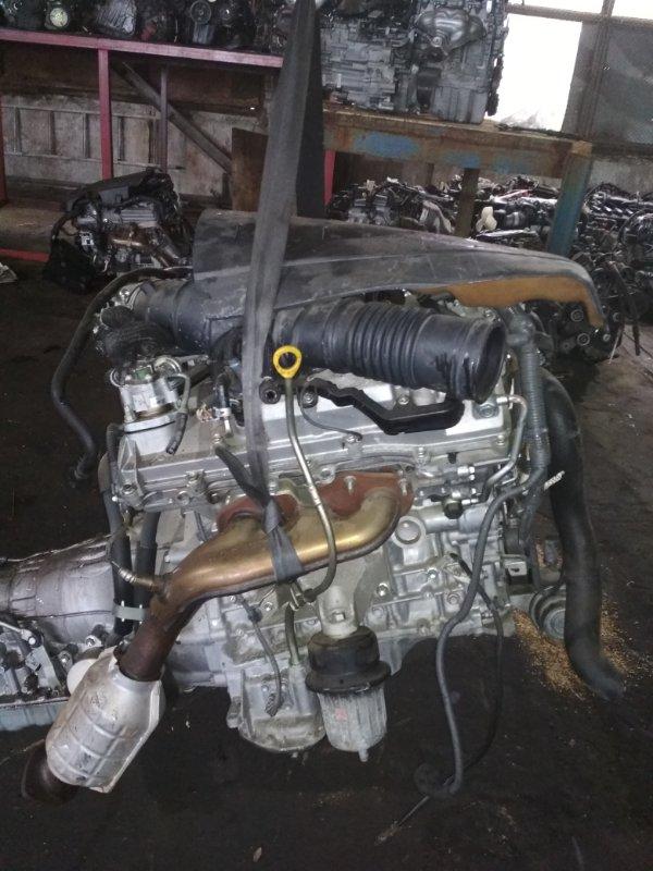 Двигатель Toyota Mark X GRX120 4GR-FSE 0339410