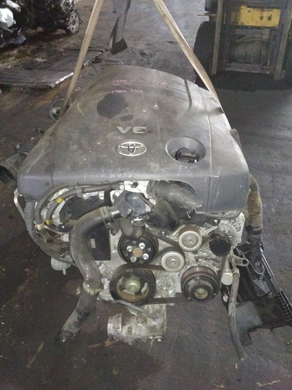 Двигатель Toyota Mark X GRX120 4GR-FSE 0242645