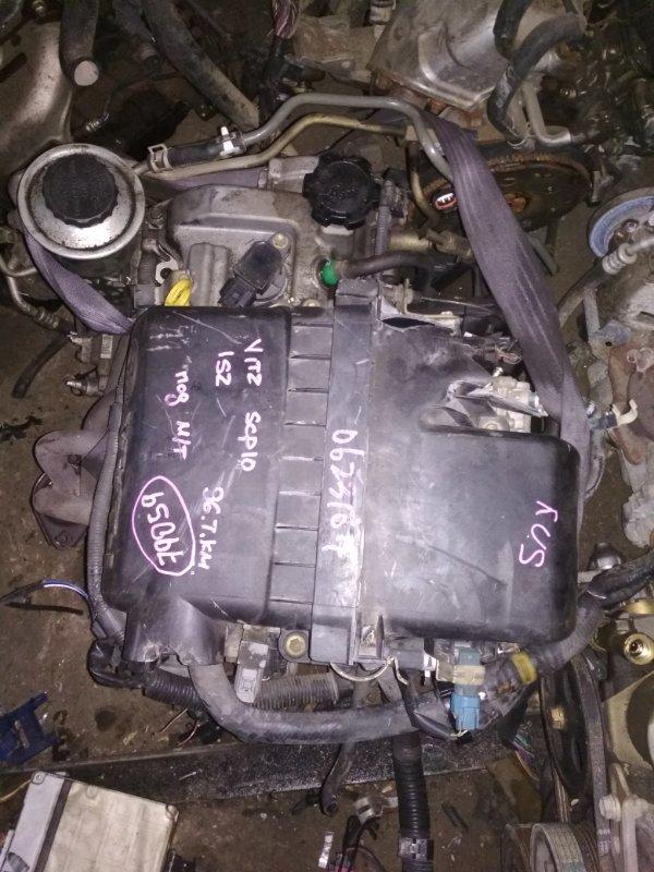 Двигатель Toyota Vitz SCP10 1SZ-FE 0623107