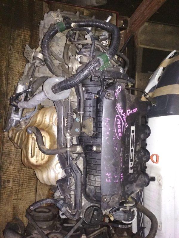 Двигатель Honda Fit GD1 L13A 2225994