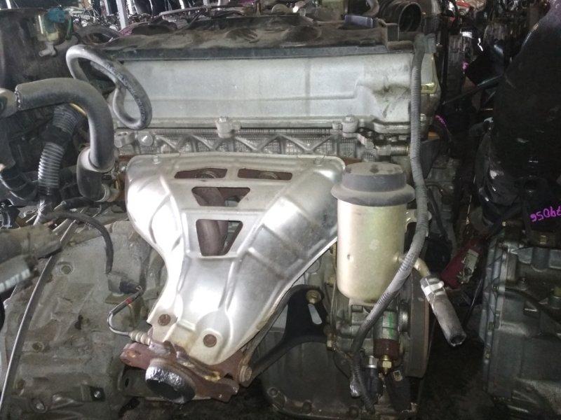 Двигатель Toyota Porte NNP11 1NZ-FE B424449