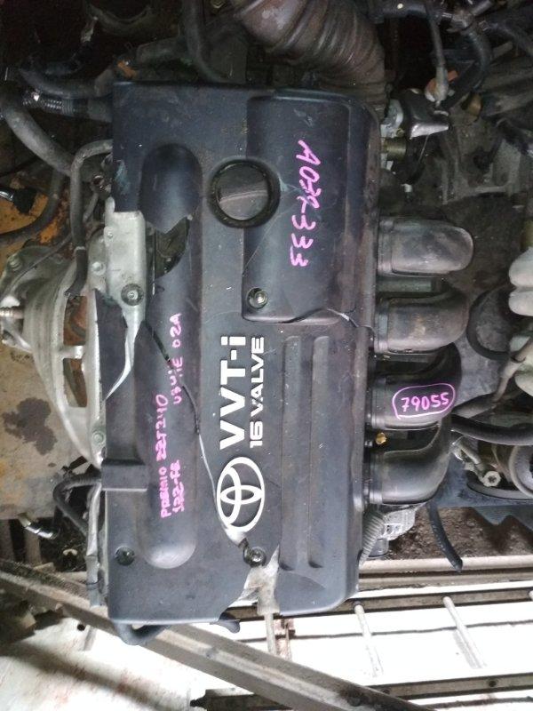 Двигатель Toyota Premio ZZT240 1ZZ-FE A034333