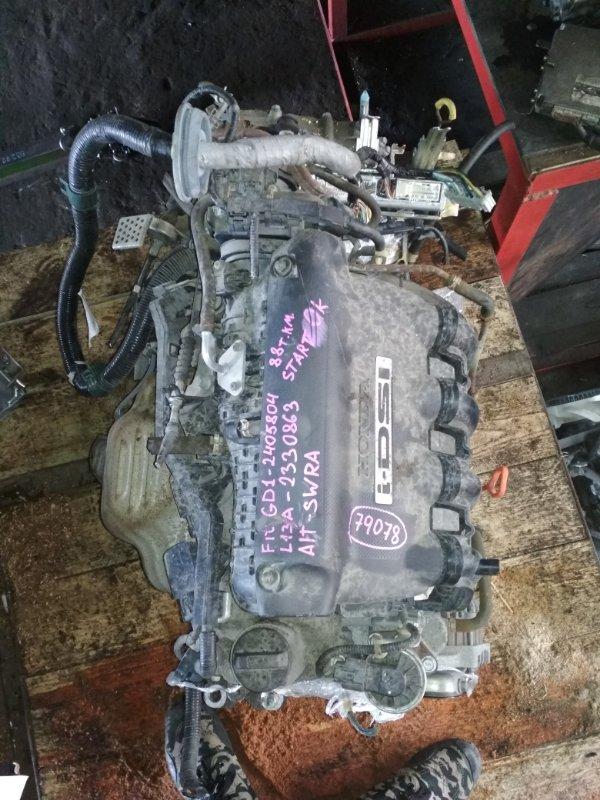 Двигатель Honda Fit GD1 L13A 2330863