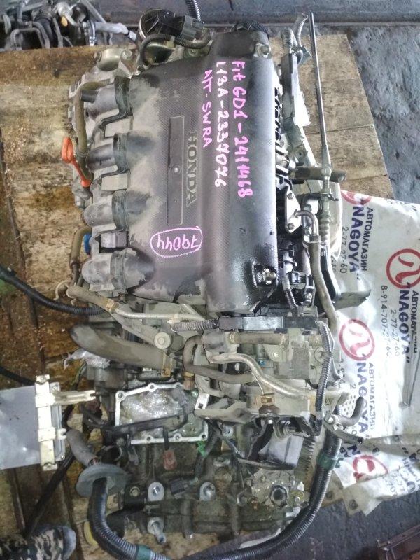 Двигатель Honda Fit GD1 L13A 2337076