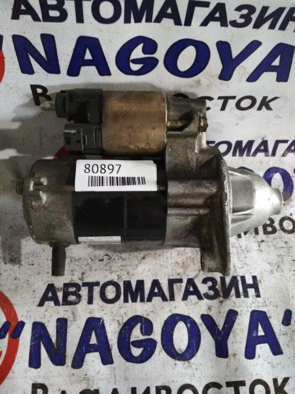 Стартер Toyota Markii GX110 1G-FE