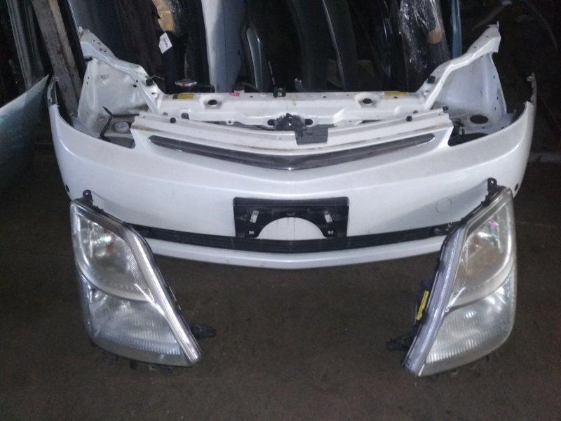 Nose cut Toyota Prius NHW20 1NZ-FXE передний 4724