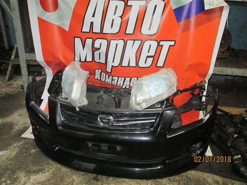Nose cut Toyota Corolla Fielder NZE141 1NZ