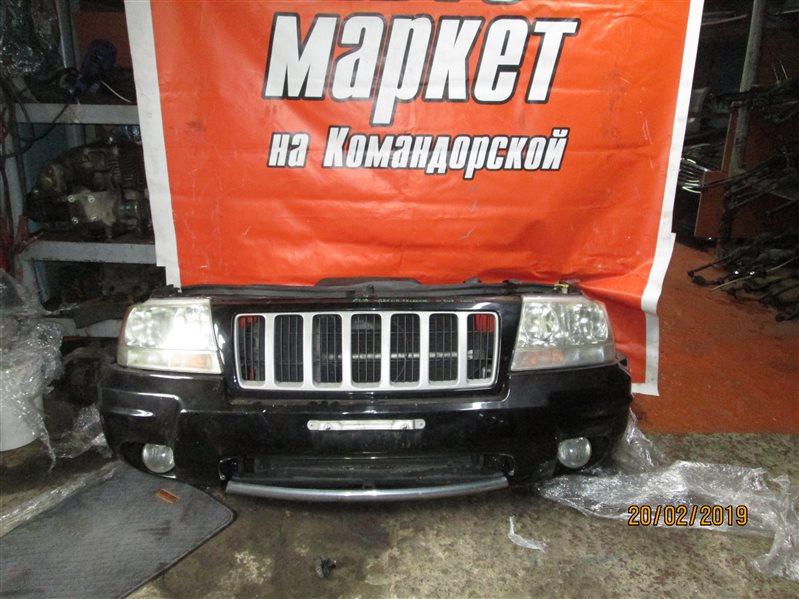 Nose cut Jeep Grand Cherokee WJ EVA передний