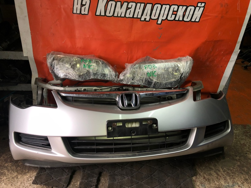 Nose cut Honda Civic FD3 LDA передний