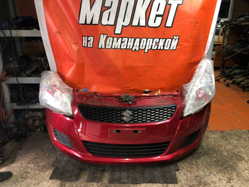 Nose cut Suzuki Swift ZC72S K12B передний