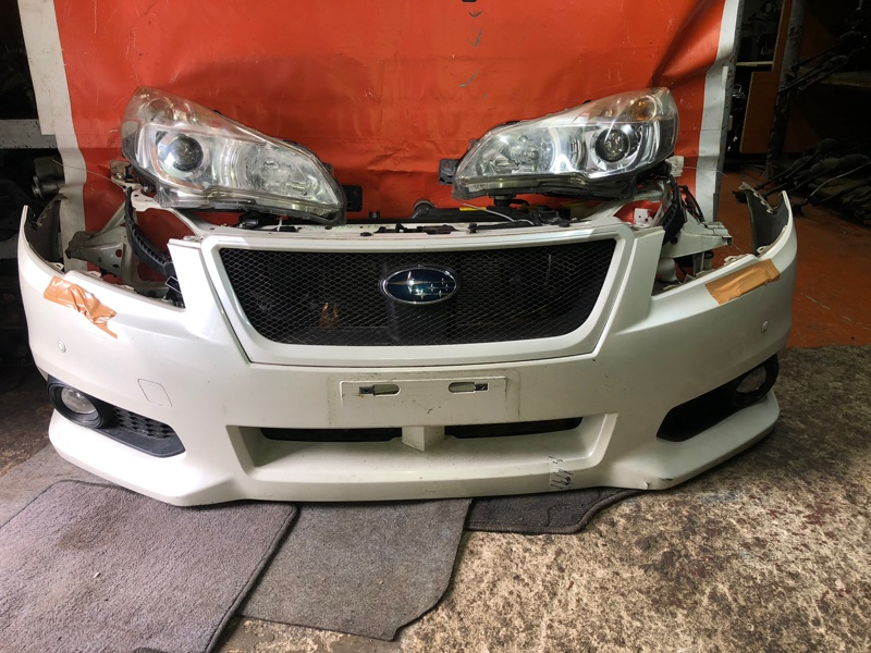 Nose cut Subaru Legacy BRM FB25 передний