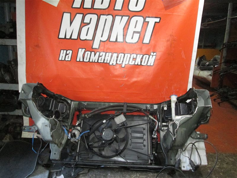 Nose cut Land Rover Freelander L359 B6324S 2008 передний