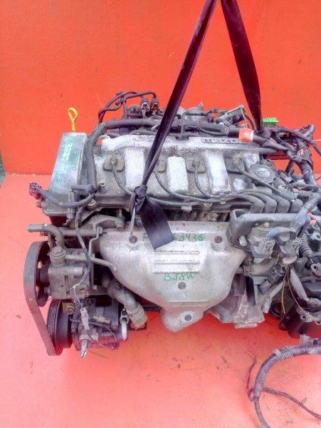 Двигатель Mazda Familia BJ8W FP 463436