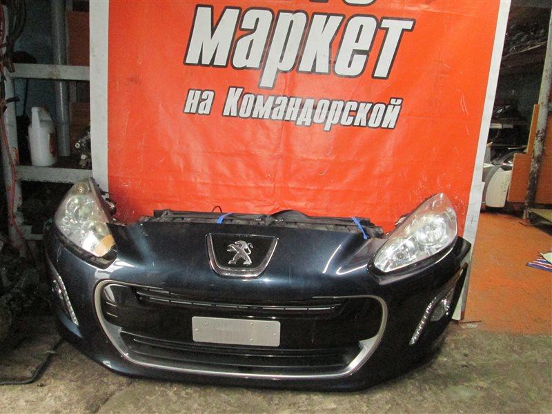 Nose cut Peugeot 308 4E EP6DT 2011 передний