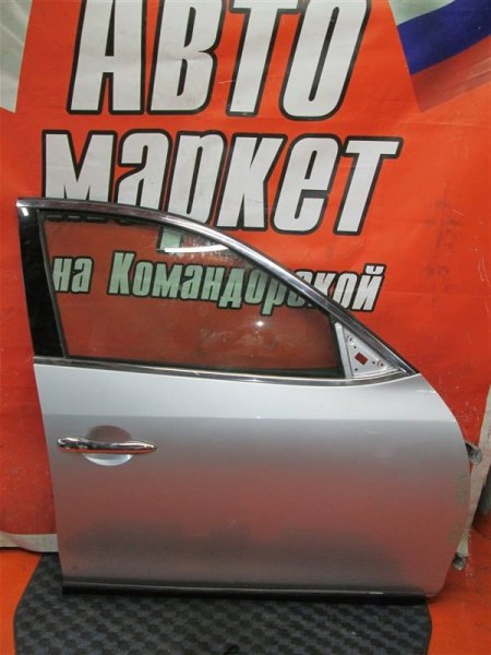 Дверь Infiniti Ex37 NJ50 VQ37VHR передняя правая