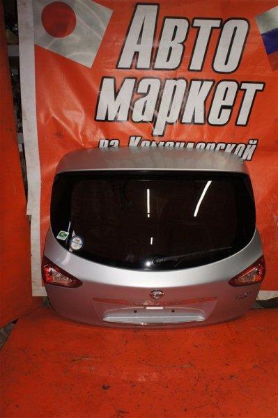Дверь 5-я Infiniti Ex37 NJ50 VQ37VHR задняя