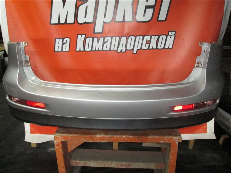 Бампер Infiniti Ex37 NJ50 VQ37VHR задний