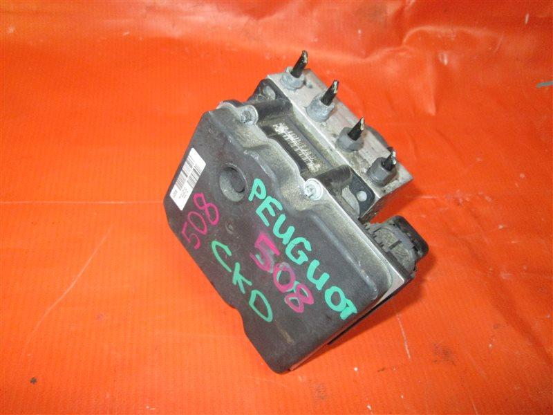 Блок abs Peugeot 508 8D5FVA EP6DT
