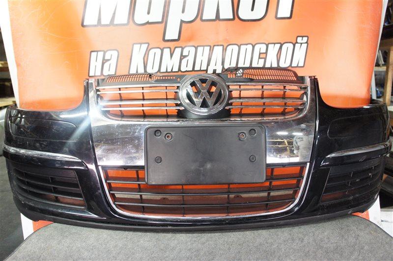 Бампер Volkswagen Golf MK5 2007 передний