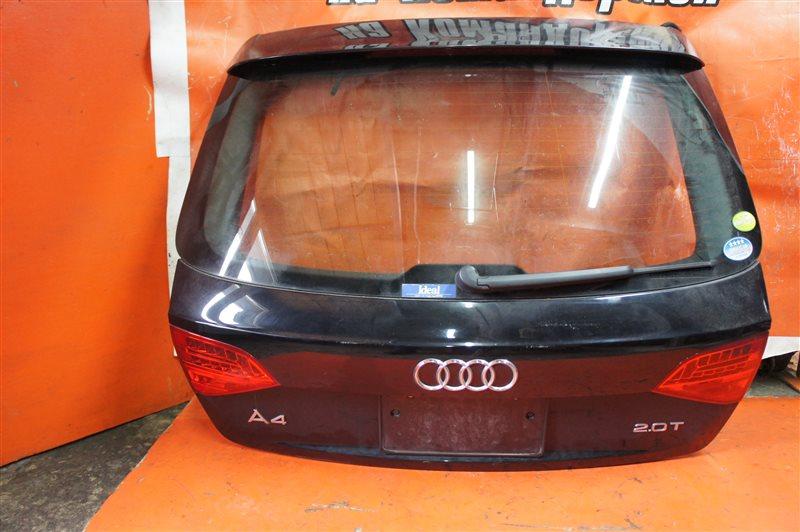 Дверь 5-я Audi A4 8K5 2010 задняя
