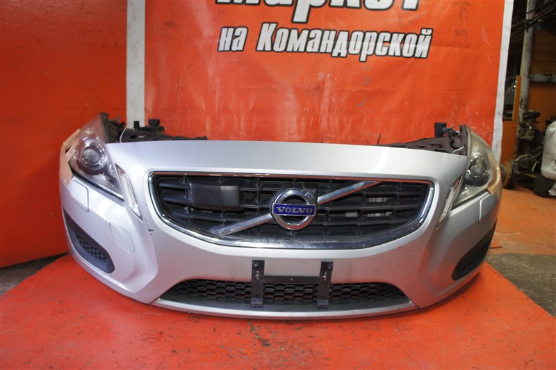 Nose cut Volvo S60 FS45 B4164T 2012 передний