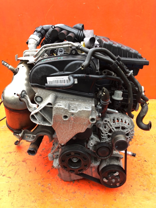Двигатель Volkswagen Golf 5G1 CJZA 627084