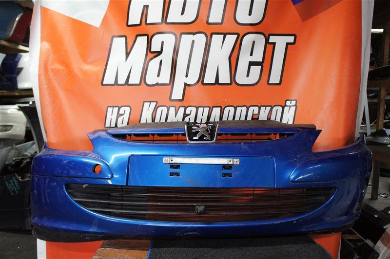 Бампер Peugeot 307 3A передний