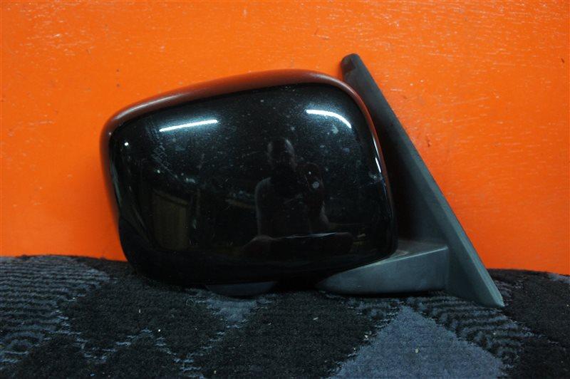Зеркало Suzuki Solio MA36S переднее правое