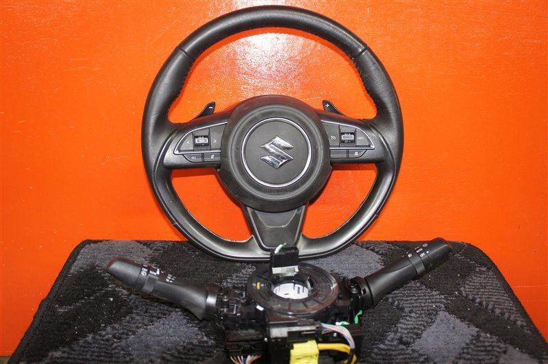 Руль Suzuki Swift ZC83S K12C