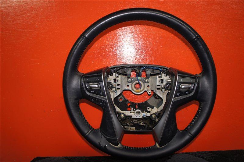 Руль Toyota Alphard AGH30 2AR