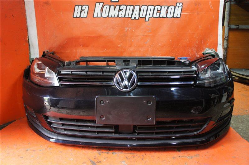Nose cut Volkswagen Golf 5G1 CJZ 2015 передний
