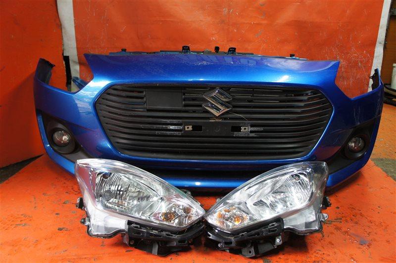 Nose cut Suzuki Swift ZC83S K12C передний