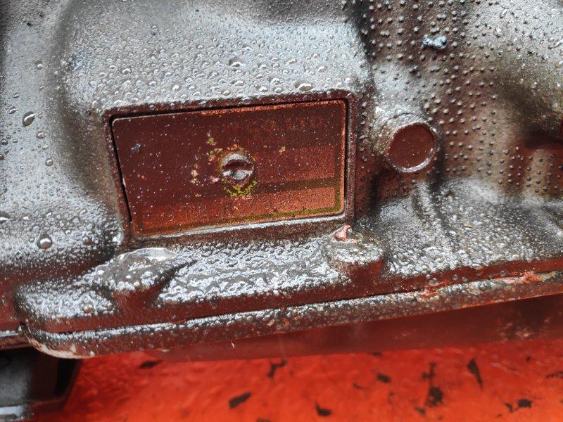 Автомат Isuzu Bighorn UBS69 4JG2-TE
