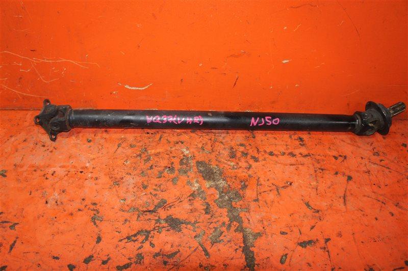 Кардан Infiniti Ex37 NJ50 VQ37VHR передний