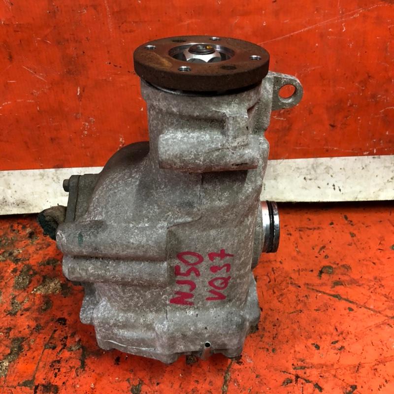 Редуктор Infiniti Ex37 NJ50 VQ37VHR передний