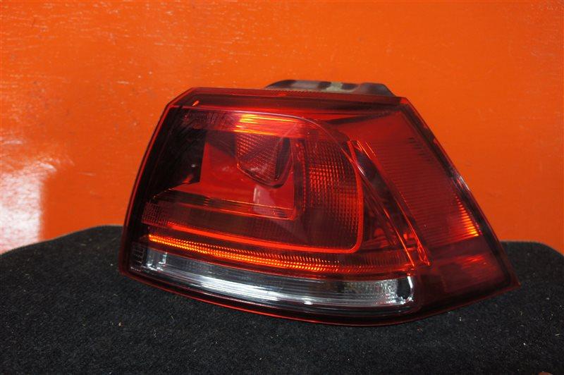 Стоп Volkswagen Golf 5G1 задний правый
