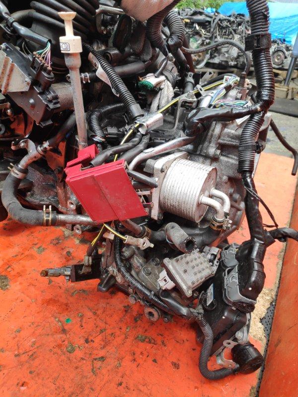 Автомат Mitsubishi Rvr GA4W 4J10